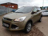 Ford Kuga 2.0 TDCi (163 PS) AWD Titanium 6 speed***HIGH SPEC***