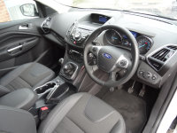 Ford Kuga 2.0 TDCi (180PS) AWD TITANIUM 5 door.