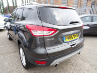 Ford Kuga 2.0 TDCi (150 PS) 2WD 6 SPEED TITANIUM X.