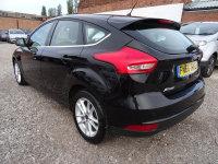 Ford Focus 1.0 Turbo Ecoboost (125PS) 6 speed ZETEC 5 door**REAR PARK ASSIST***