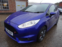 Ford Fiesta ST-2 1.6 EcoBoost (215PS) MOUNTUNE MP215 6 speed 3 dr***CONVENIENCE Pack & ST STYLE Pack****
