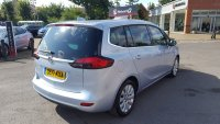 VAUXHALL ZAFIRA TOURER ENERGY 1.4 TURBO (140)