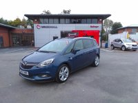 VAUXHALL ZAFIRA TOURER 1.4 TURBO (140) SRI