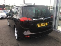 VAUXHALL ZAFIRA TOURER SRI NAV 1.4 TURBO (140)