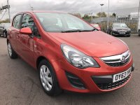 VAUXHALL CORSA 5 DOOR EXCLUSIV AC 1.4 (100) 5DR AUTOMATIC