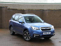 Subaru Forester D XC