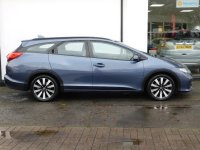 Honda Civic 1.8 i-VTEC SE Plus Tourer 5dr (dab)