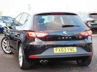 SEAT Leon 2.0 TDI FR (Tech Pack) 5dr (start/stop)