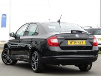 skoda Rapid 1.2 TSI Black Edition 5dr