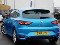 SEAT Leon 1.4 TSI FR (Tech Pack) SportCoupe 3dr (start/stop)