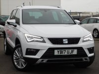 SEAT Ateca 1.4 EcoTSI Xcellence (s/s) 5dr