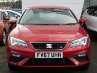 SEAT Leon 1.4 TSI FR Technology (s/s) 5dr