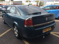Vauxhall Vectra EXCLUSIV CDTI 8V