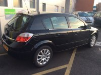 Vauxhall Astra DESIGN 16V TWINPORT