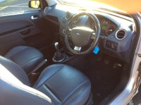 Ford Fiesta GHIA 16V