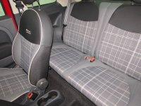 Fiat 500 1.2 Lounge Hatchback 3dr Petrol Manual (start/stop) (110 g/km, 69 bhp)