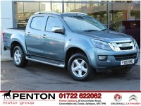 Isuzu D-Max 2.5 TD Utah Huntsman Double Cab Pickup 4x4 4dr - LEATHER - LOW MILEAGE!