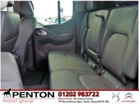 Nissan Navara 2.5 dCi Tekna Double Cab Pickup 4dr (EU5) - SAT NAV - LEATHER - HARD TOP
