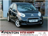 Citroen C1 1.0 i VTR+ Hatchback 5dr - £20TAX - TOP SPEC -LOW MILES