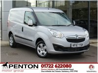 Vauxhall Combo 1.3 CDTi 16v Sportive 2000 L1H1 Panel Van 3dr -SPORTIVE -DELIVERY MILES ONLY