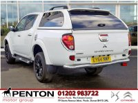 Mitsubishi L200 2.5 DI-D CR Barbarian Double Cab Pickup 4WD 4dr - AUTO - HARD TOP - LOW MILES!