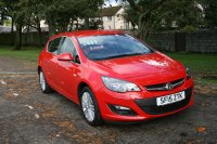 VAUXHALL ASTRA EXCITE 5DR HATCH