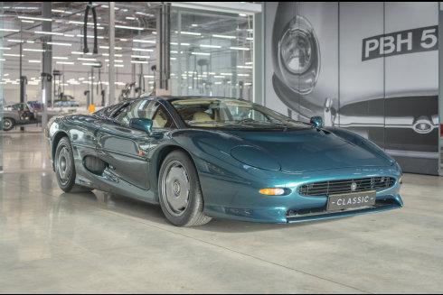 Jaguar XJ220 Coupé LHD