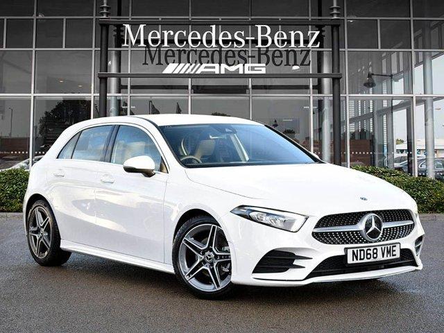 Mercedes-Benz A Class A200 AMG Line 5dr