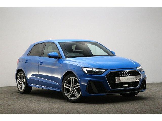 Audi A1 30 TFSI S Line 5dr S Tronic