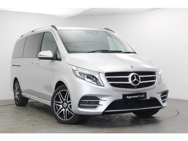 Mercedes-Benz V Class V220 d AMG Line 5dr Auto [Long]