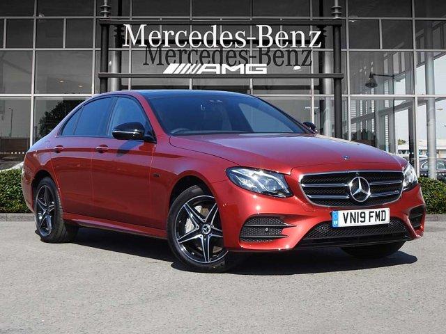 Mercedes-Benz E Class E300de SE Premium Plus 4dr 9G-Tronic