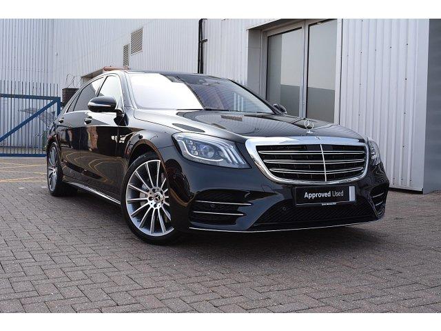 Mercedes-Benz S Class S400d L AMG Line Executive/Prem Plus 4dr 9G-Tronic