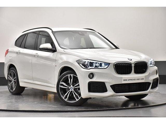 BMW X1 xDrive 20d M Sport 5dr Step Auto