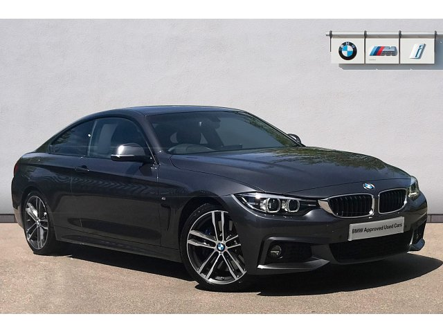 BMW 4 Series 430i M Sport 2dr Auto [Professional Media]
