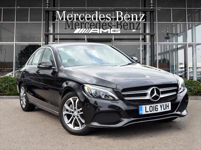 Mercedes-Benz C Class C220d Sport 4dr
