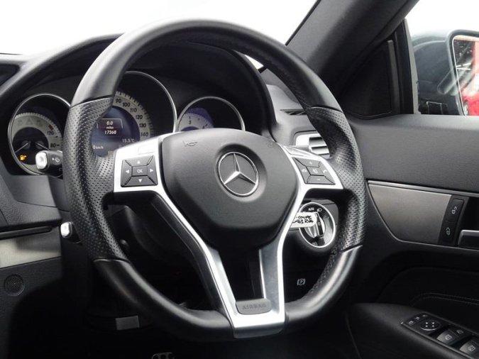 MERCEDES-BENZ E-CLASS E220 CDI AMG Sport 2dr 7G-Tronic