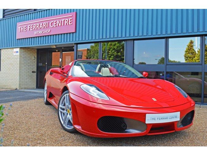 Ferrari F Spider F