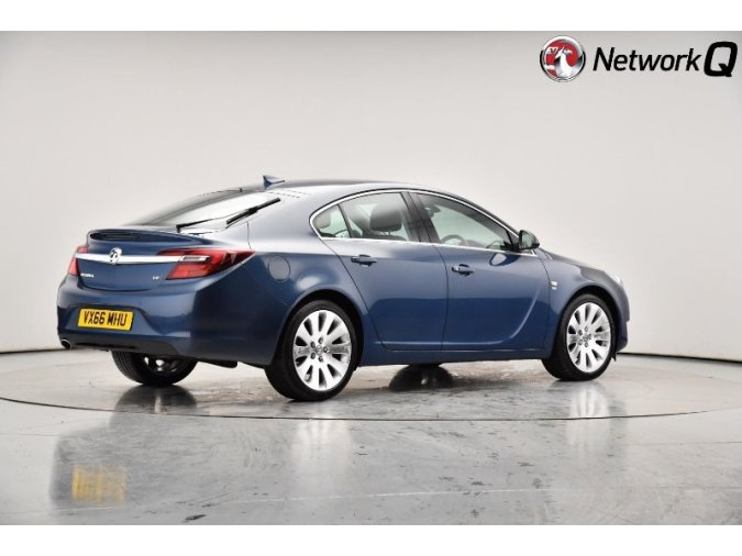 Used Network Q Insignia £12,995.00   Network Q