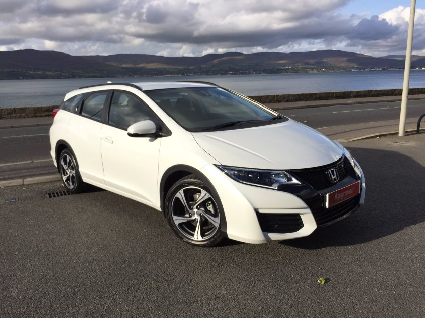 Honda Civic I-DTEC S TOURER (Inc Servicing)