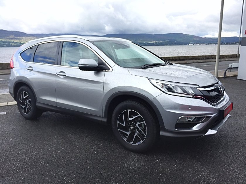 Honda CR-V I-DTEC SE PLUS (Leather)