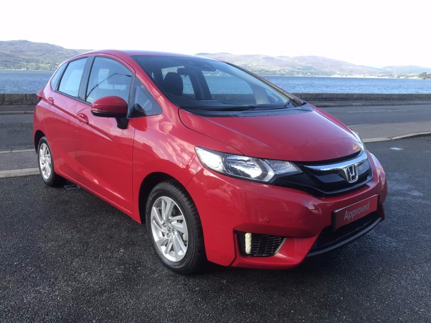 Honda Jazz 1.3 i-VTEC (102ps) SE