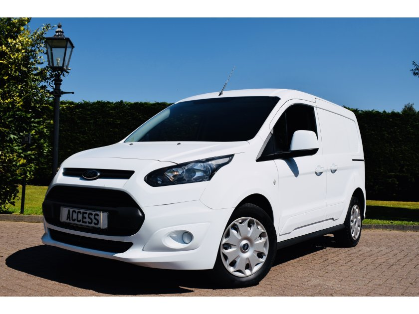 Ford Transit Connect 1.6 TDCi Van With Twin Side Loading Door