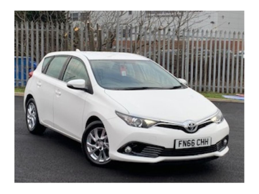 View Car Toyota Auris