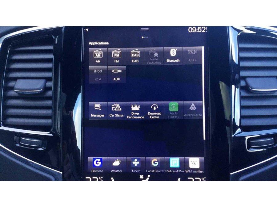 View car - Volvo XC90